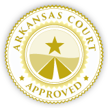 Arkansas court-approved